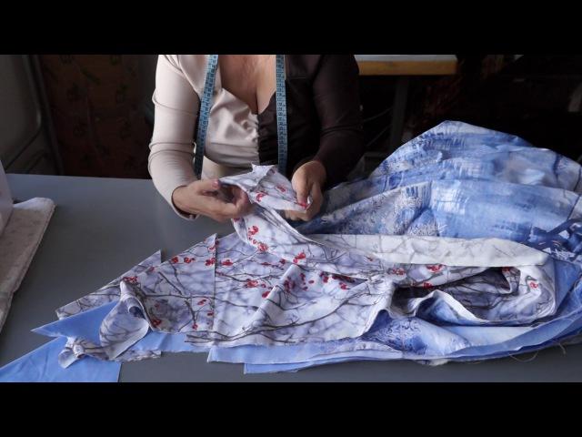 Шьем постельное белье Простынь на резинке