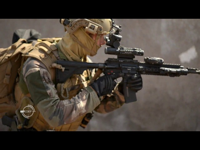 Forces spéciales, l'esprit start-up (JDEF)