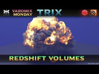 VMT 015 - HOUDINI - Rendering Redshift Volumes