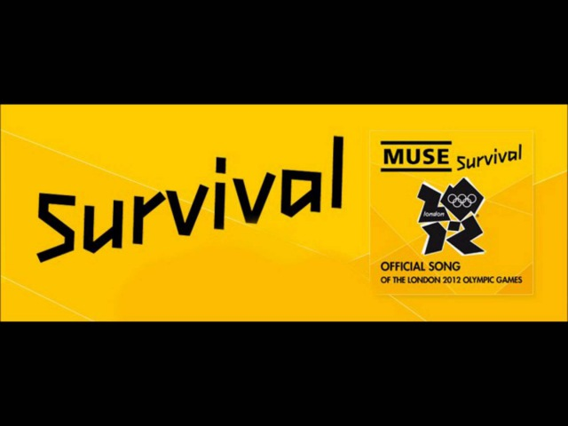 Muse - Survival - Official HD [JO 2012]