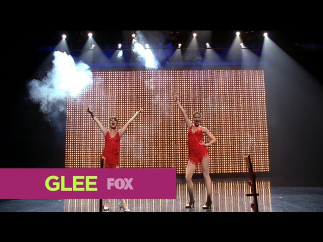 GLEE - Full Performance of ''Nowadays/Hot Honey Rag'' from ''The Substitute