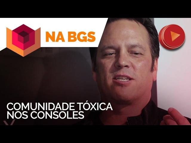 """Chefe do Xbox Phil Spencer sobre comunidade tóxica: """"completamente desagradável"""" [BGS 2017]"""