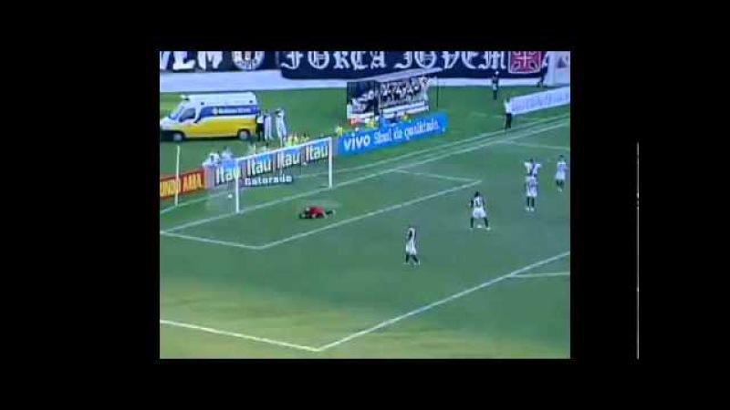 Clipe: cinco gols de Conca pelo Vasco