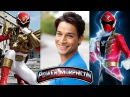 Power Morphicon 2018 Promo - Andrew Gray Power Rangers Super Megaforce Red Ranger