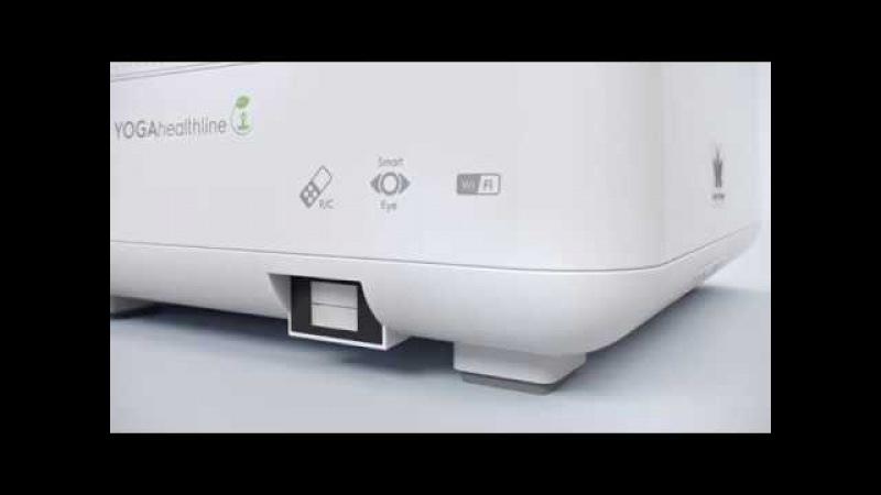 Экобиокомплекс Electrolux YogaHealthline