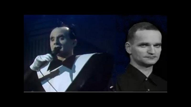Kraftwerk mit Klaus Nomi