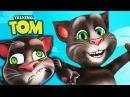 Симулятор МИЛОГО КОТИКА веселое видео для детей про котенка мой говорящий кот Том