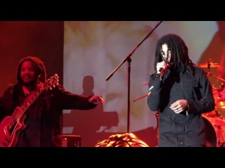 Skip Marley - Cry To Me  - Live in Eugene Oregon