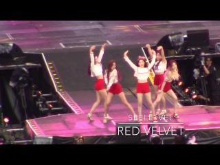 170826 Red Velvet () A-nation - Rookie fancam