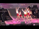 170826 Red Velvet (레드벨벳) A-nation - Rookie fancam