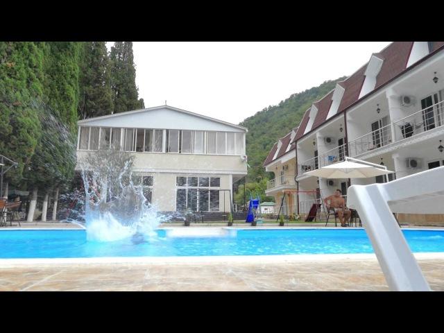Royal Hotel / отель Царская Аллея Абхазия / Новый Афон