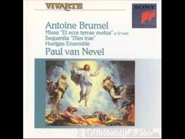Antoine Brumel- Sequentia Dies Irae Dies Illa