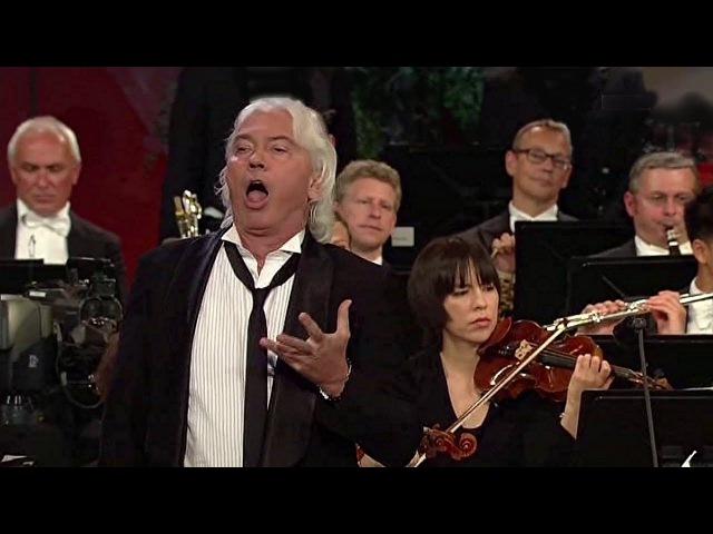 Dmitri Hvorostovsky✝1962-2017/♫ Ochi Chornye/Sommernachtsgala Grafenegg
