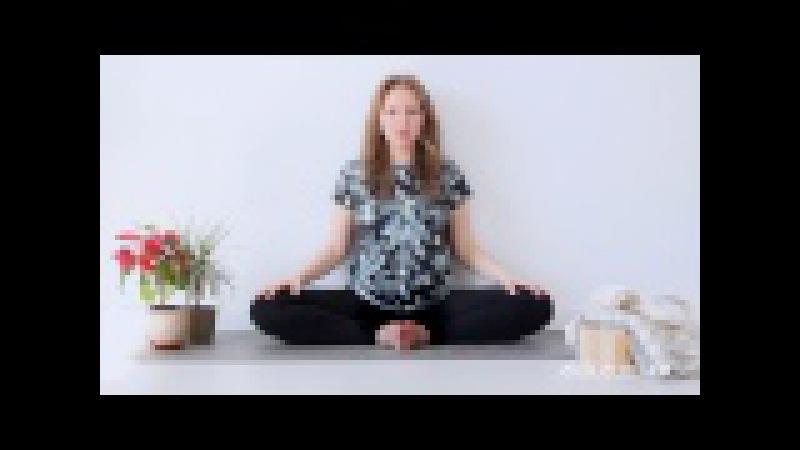 Йога для начинающих отстройка асан (баддха конасана)