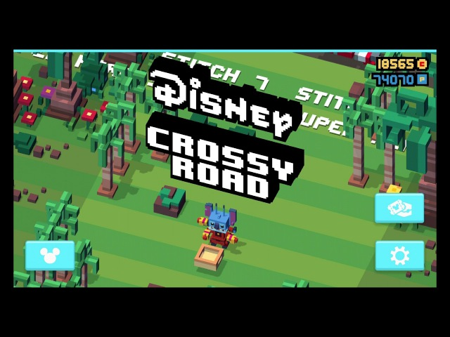 ★ Disney Crossy Road MYSTERIES | Dude, Where is my Daily Missions Button? BIG Toy Give Away!!