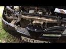 Nissan Primera P12 как снять переднюю фару