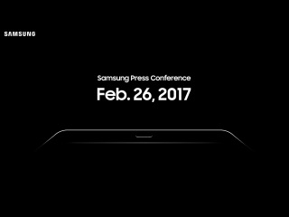 Samsung Press Conference: MWC 2017 (Official Replay)