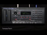 Roland D-05 Boutique Linear Synthesizer Sound Module - Overview and Demo