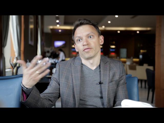 Кирилл Погодин для Высшей школы ресторанного менеджмента (Красноярск)