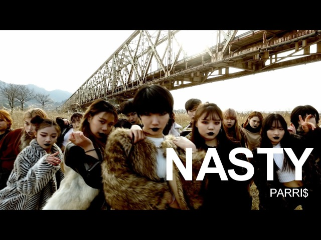 NASTY PARRI$ CHOROEGRAPHY HEY LIM