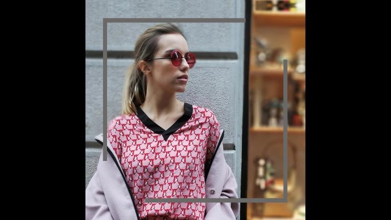 На вихідні до Мілану Захопи із собою HuaweiP10 і дивуй новими образами на фото. OO