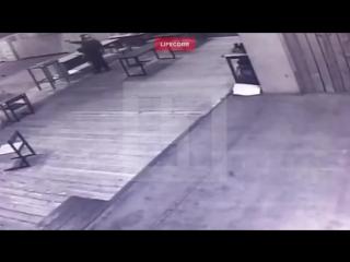 В Москве, подросток застрелил тренера по стрельбе.