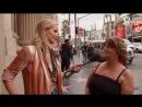 Дженнифер Лоуренс спросила у прохожих, знают ли они фильмы с Дженнифер Лоуренс [ЖЮ-перевод]
