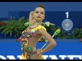Дина Аверина булавы (финал) — Чемпионат мира Пезаро 2017
