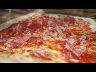 Пицца-рулет