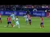 Godin vs Messi