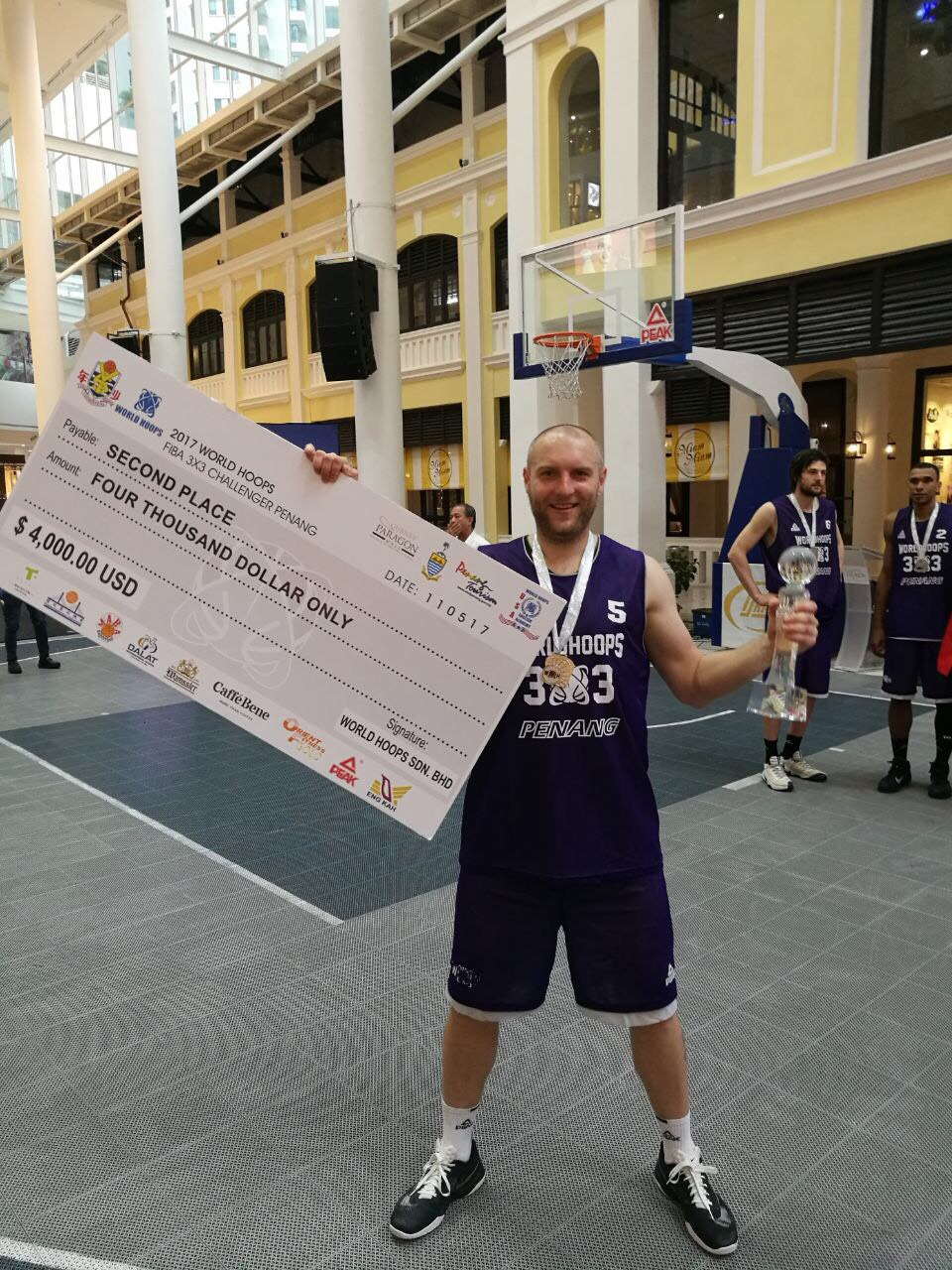 Илья Александров баскетбол стритбол