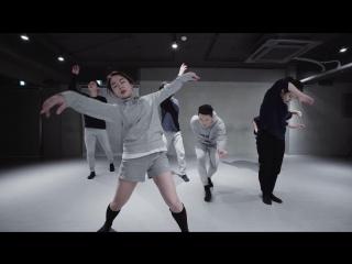 Чувственный танец на песню Ed Sheeran