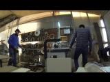 Изготавливаем #шкаф #двустворчатый цвет #Берёза #Белая 05