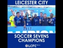 LCFC are the champions of the Hong Kong City Soccer Sevens