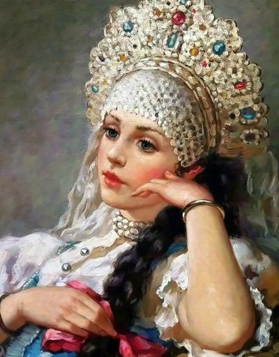 Тая Елисавецкая