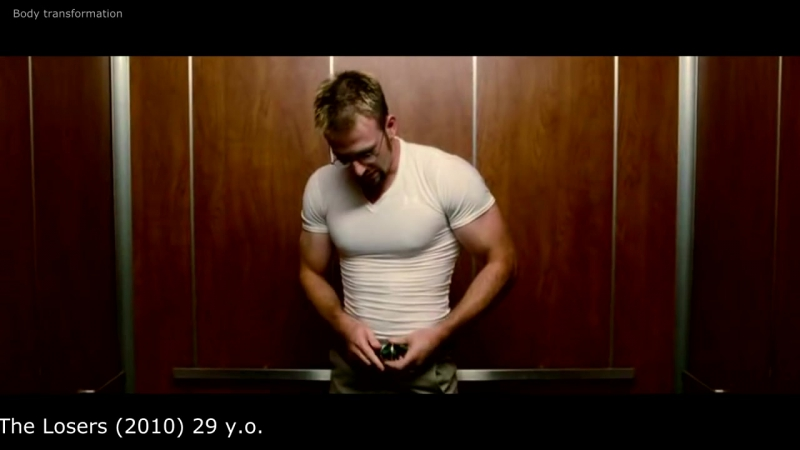 Крис Эванс - УДИВИТЕЛЬНОЕ преобразование тела КАПИТАНА АМЕРИКА / Chris Evans - AMAZING Body Transformation of CAPTAIN AMERICA