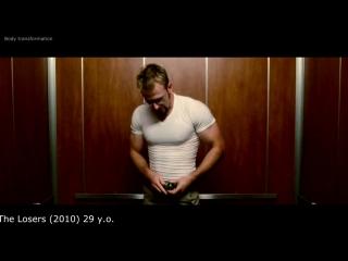 Крис эванс - удивительное преобразование тела капитана америка / chris evans - amazing body transformation of captain america