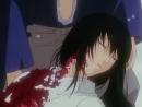 Момент из OVA 4 серии аниме Бродяга Кэнсин: Воспоминания  Rurouni Kenshin: Meiji Kenkaku Romantan - Tsuioku Hen  RK OVA