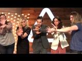 Nerdist  Live with The Magicians Cast