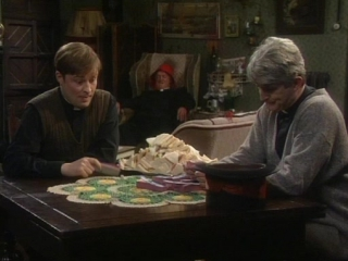 Father Ted 2x02 Think Fast, Father Ted Rus