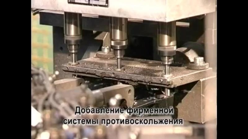 BESSEY Изготовление струбцин из ковкого чугуна