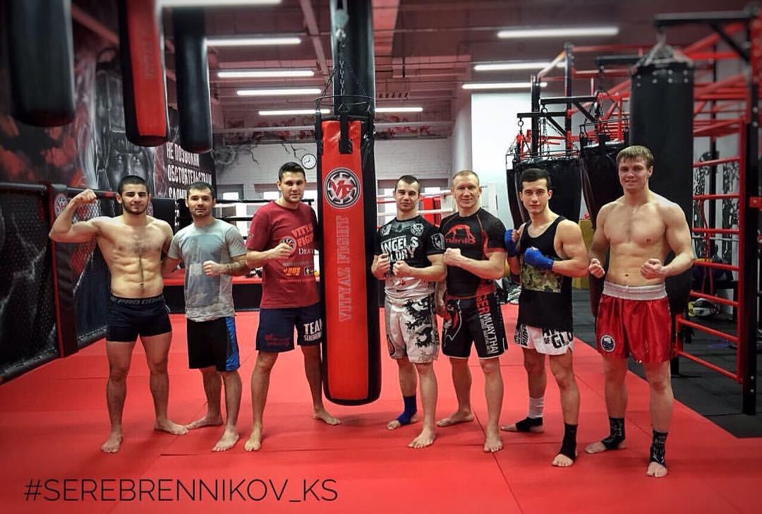 kickboxing boxing mma vitaly li