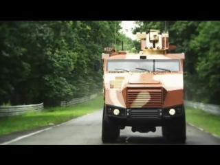 NEXTER Systems - TITUS® 6X6 многоцелевой бронированный колесное транспортное средство [360p]