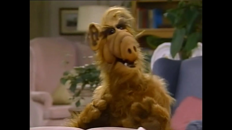 Alf Quote Season 1 Episode 1_Альф и Лаки