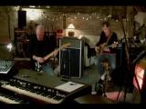 David Gilmour Richard Wright Rehearsal Barn Jam 2007 (3) HD