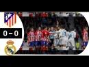 Resumen; Atletico 0 - 0 Real Madrid - Jornada 12