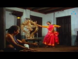Shobana - Bharatanatyam Dance - Mahamayee ( Video Song )