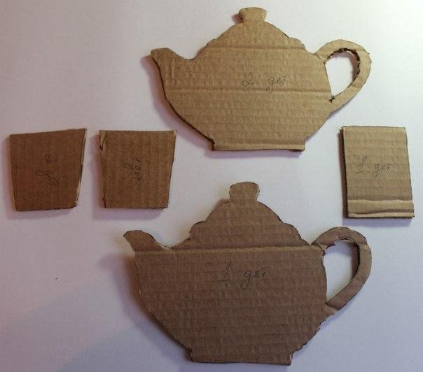 Идея для кухни - чайник для пакетиков чая