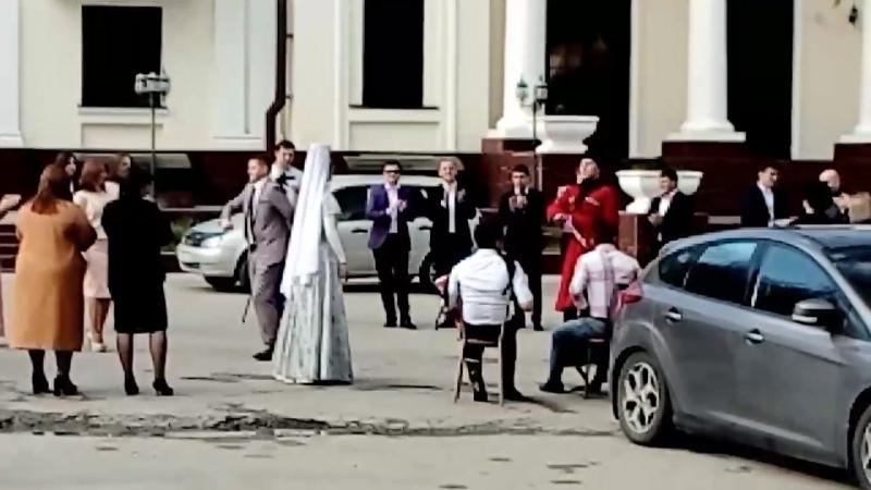 Кабардинская свадьба!!