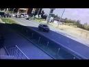 Авария с мотоциклистом в Горках-10 (Одинцовский район)